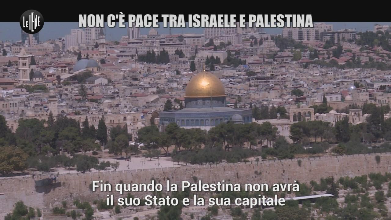 MONTELEONE: Non c'è pace tra Israele e Palestina