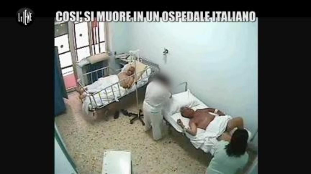 PECORARO: Così si muore in un ospedale italiano