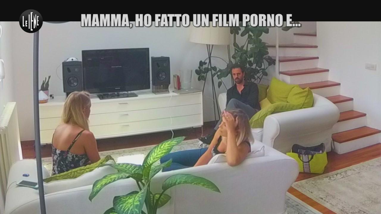 BELLO: Mamma, ho fatto un film porno e…
