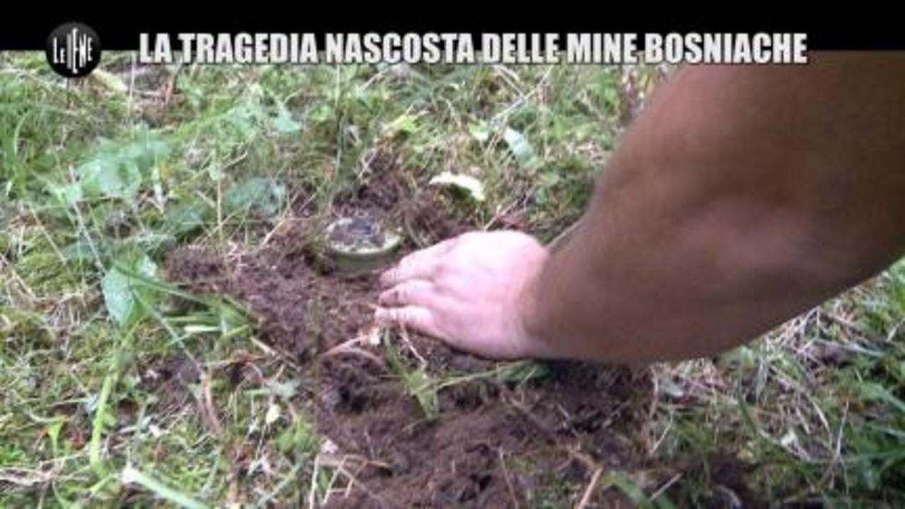 PELAZZA: La tragedia nascosta delle mine bosniache