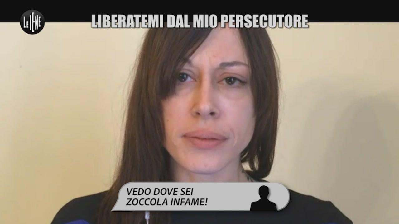 """Ljuba: """"Liberatemi dal mio stalker"""""""