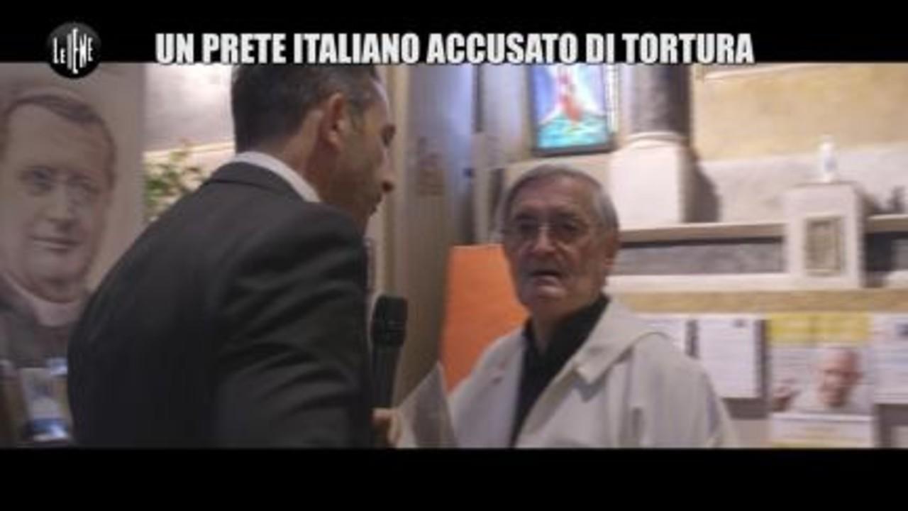 VIVIANI: Un prete italiano accusato di tortura