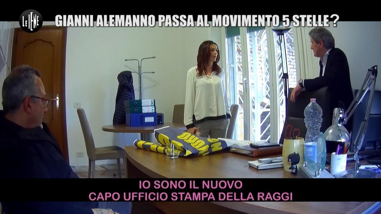 Gianni Alemanno passa al Movimento 5 Stelle?