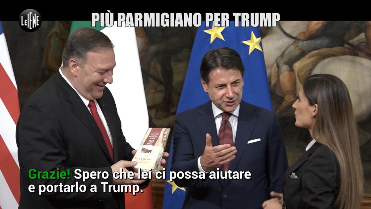 parmigiano reggiano dazi italia Usa