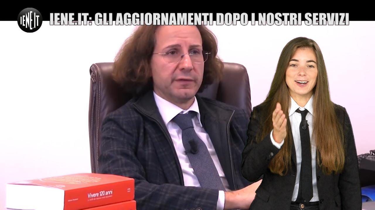 Aggiornamenti Iene It Nuova Maxi Multa A Adriano Panzironi Le Iene
