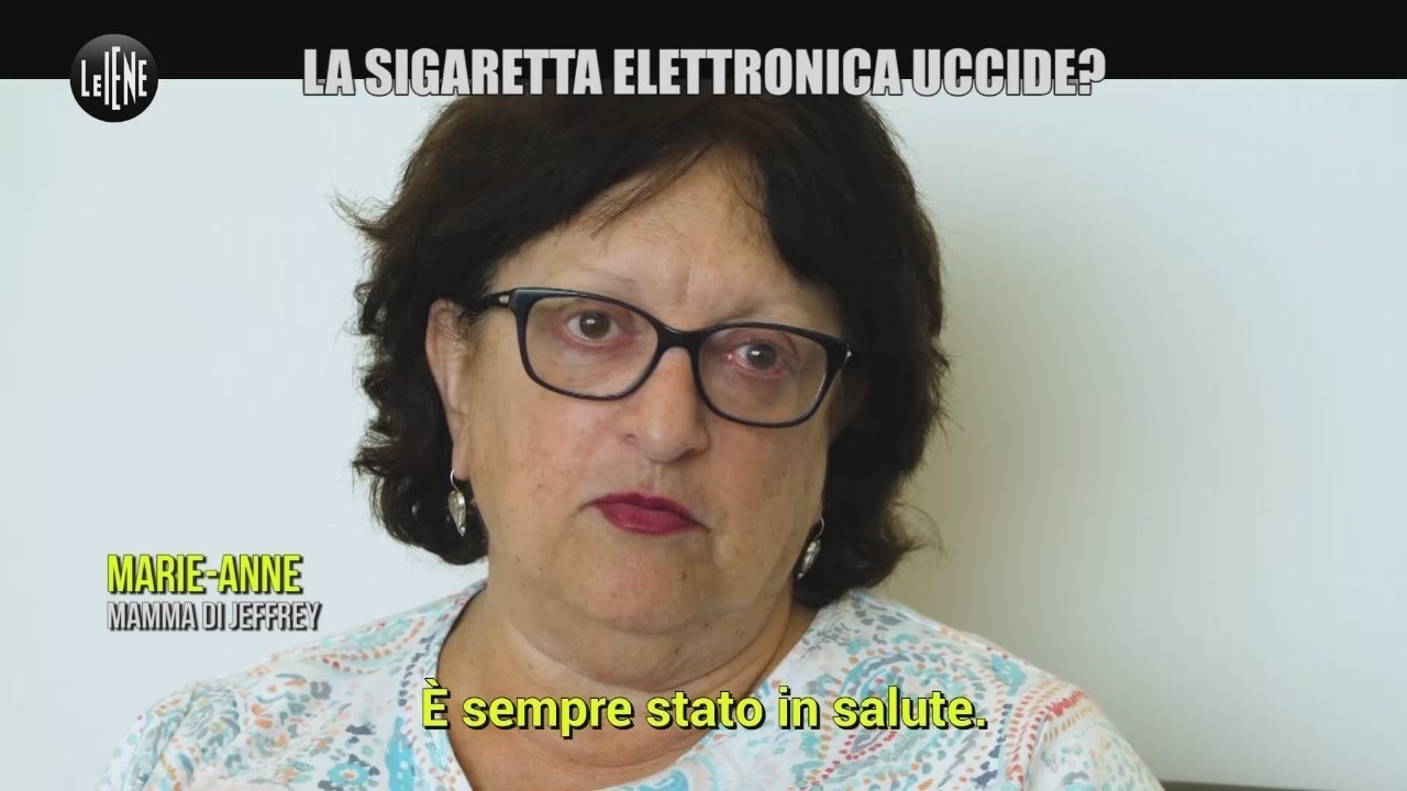 Sigarette elettroniche salute  Usa epidemia