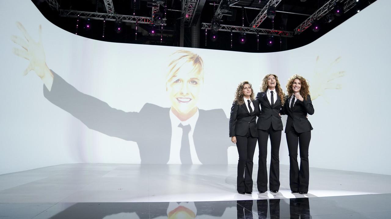 3 ottobre: le foto della puntata