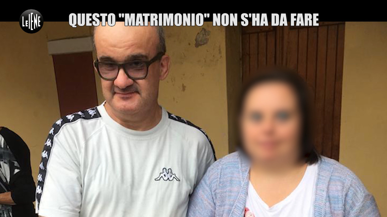 Amore sindrome down matrimonio