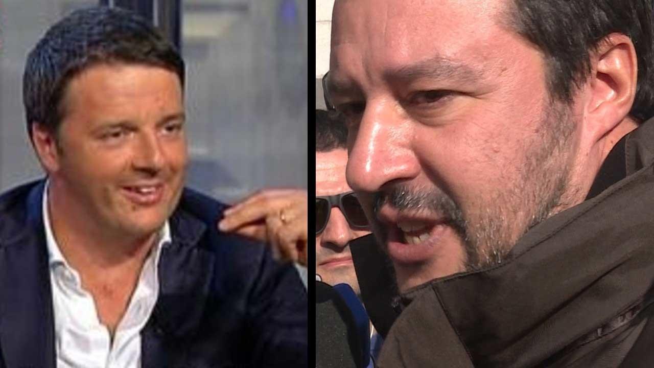 Salvini vs Renzi? Vincono le accise! | VIDEO