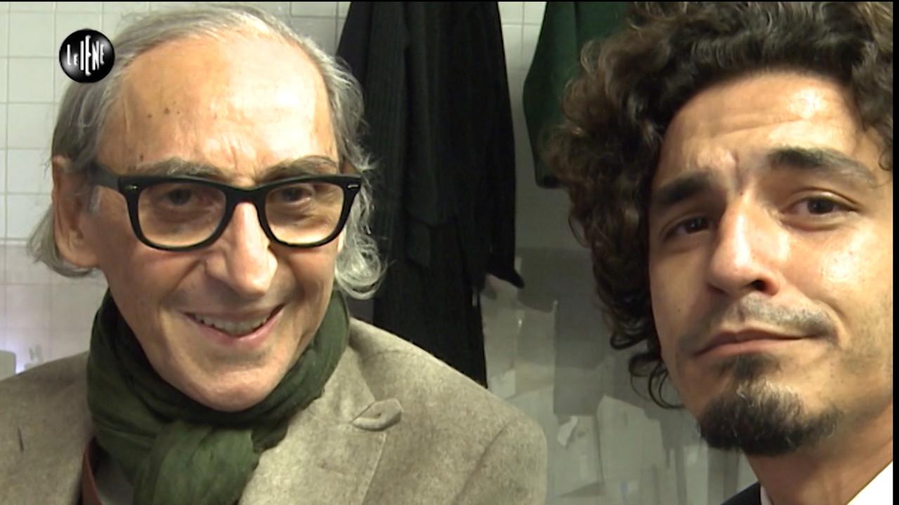 In uscita l'inedito di Franco Battiato: vi ricordate la nostra intervista?