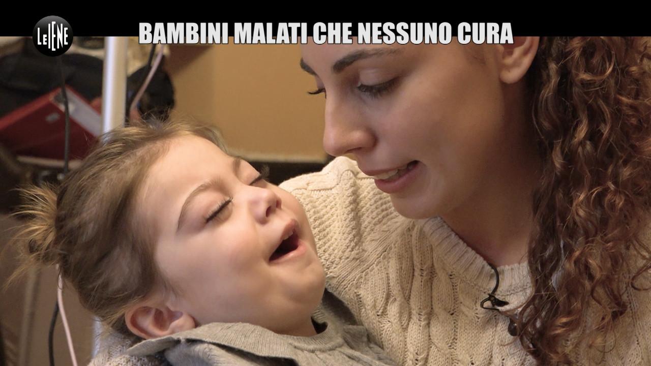 RUGGERI: Malattie rare: bambini lasciati soli senza una cura