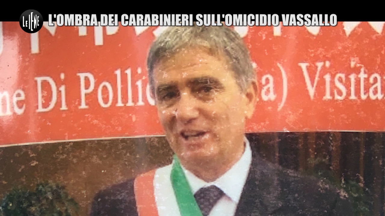 GOLIA: Omicidio Vassallo, sospetti su carabinieri per la morte del sindaco