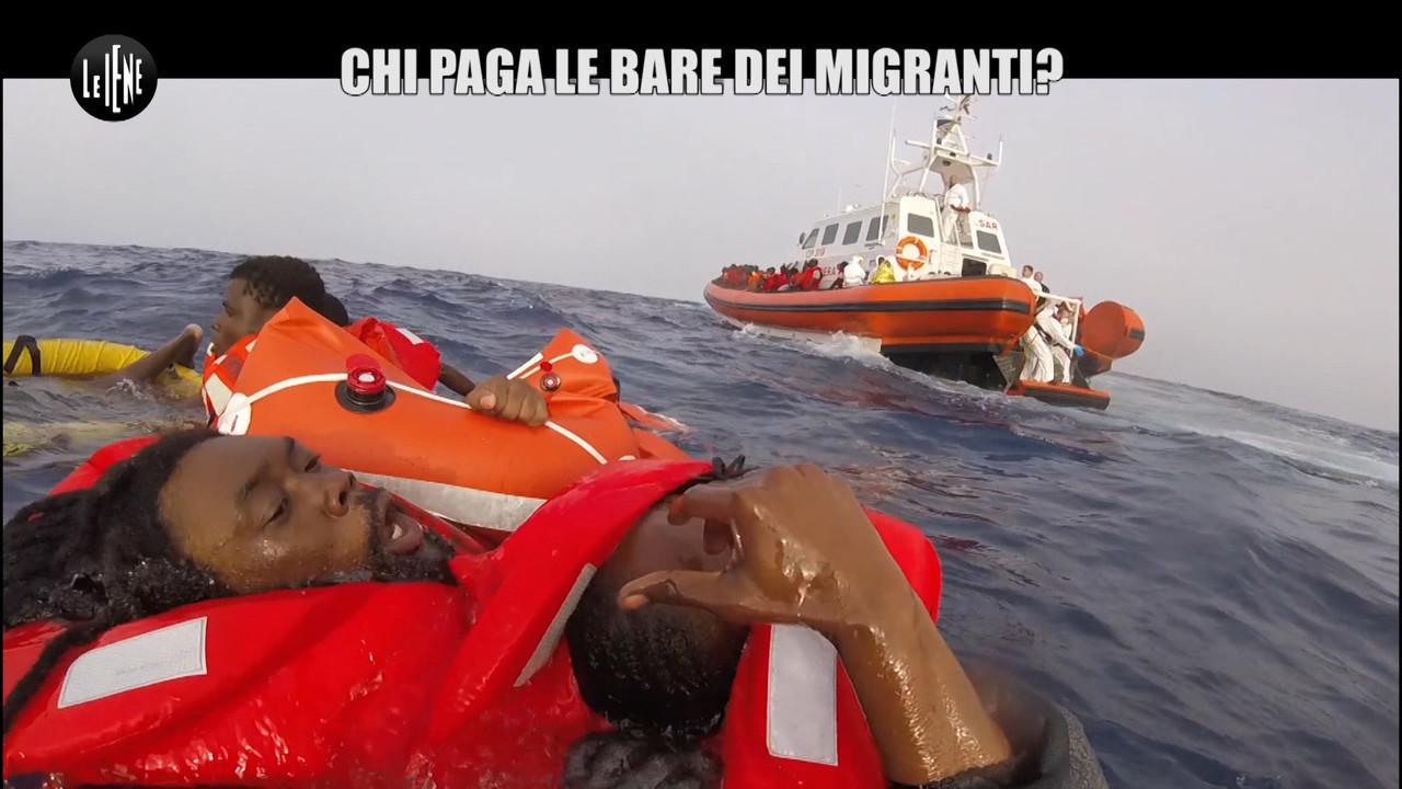 MARTINELLI: Ecco chi paga per le bare dei migranti morti nel Mediterraneo