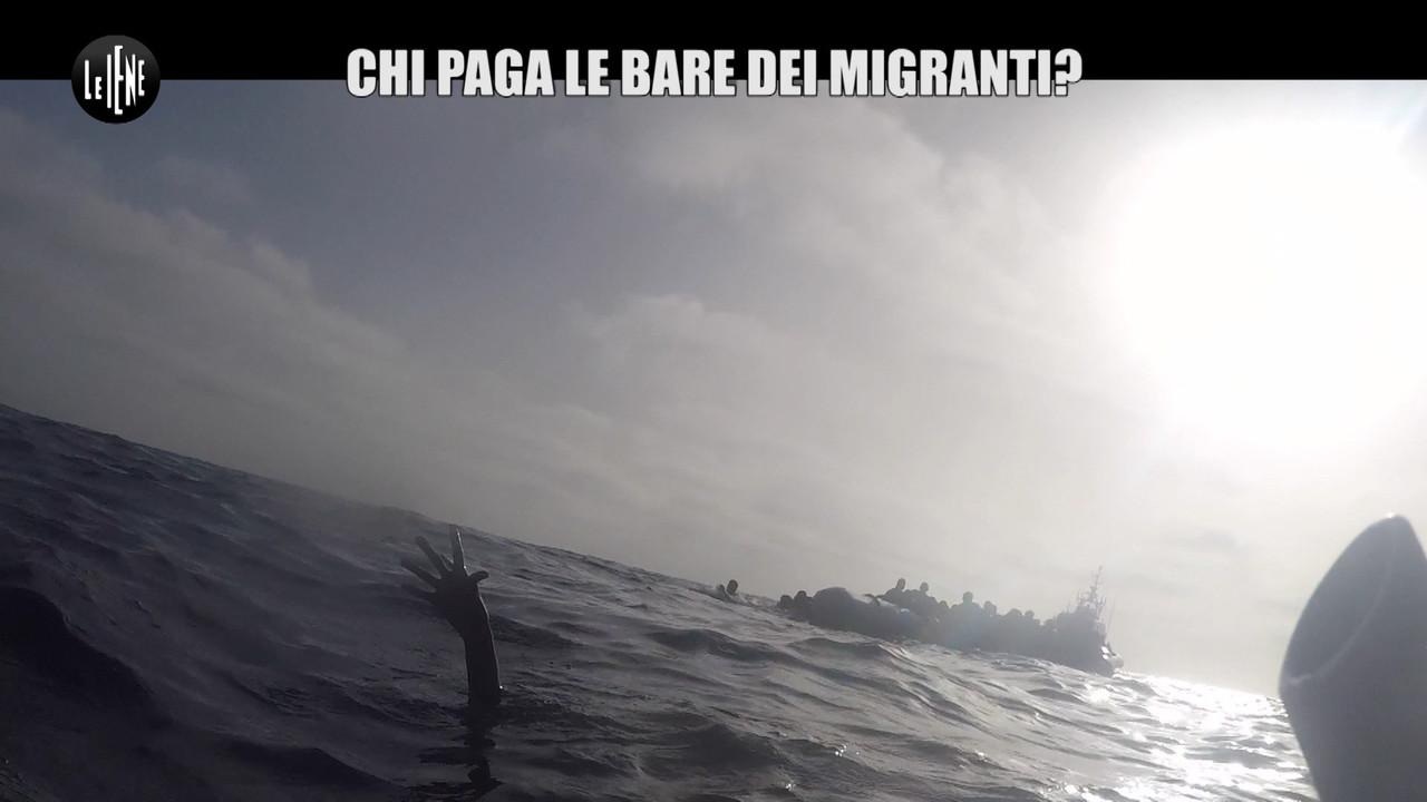 Migranti morti in mare, ecco chi paga per i funerali | VIDEO