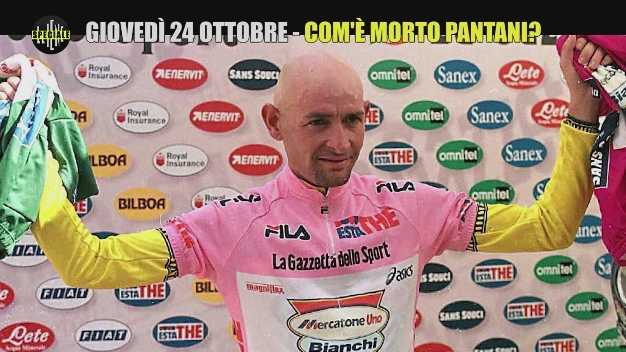 marco pantani speciale