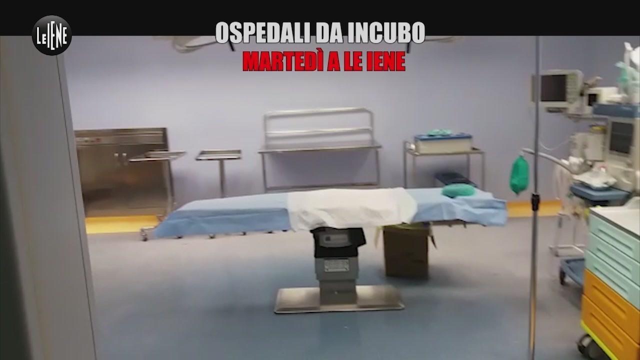 ospedali Incubo puglia