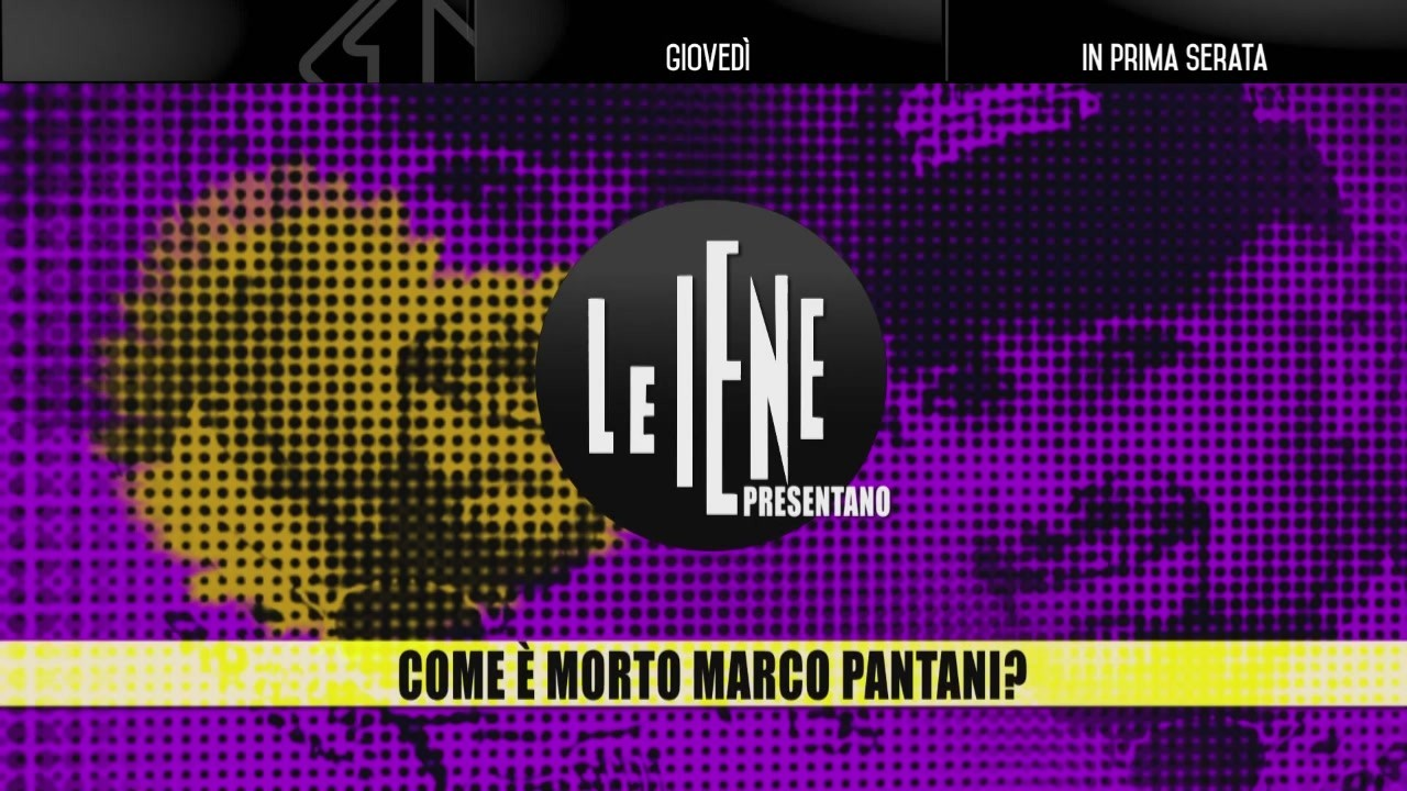Le Iene: speciale Pantani
