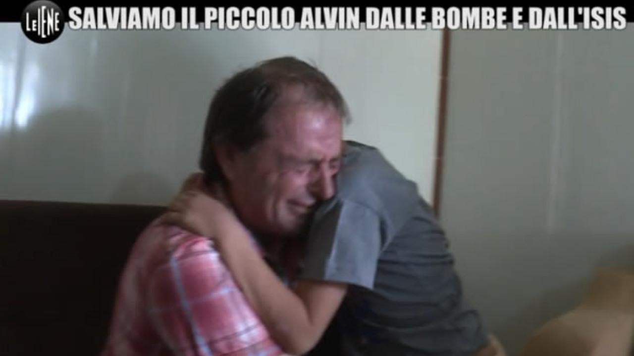 Alvin Isis casa Italia