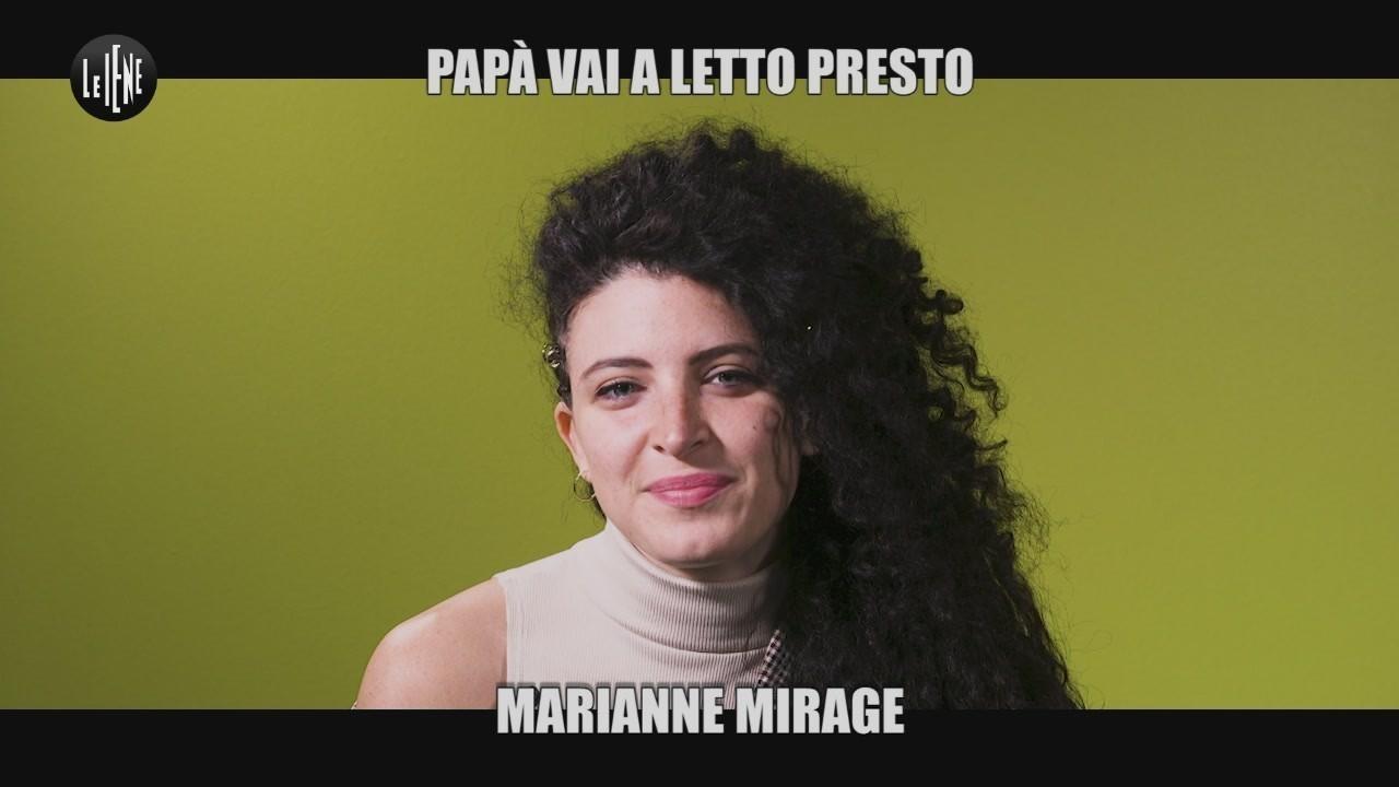 Marianne Mirage sesso
