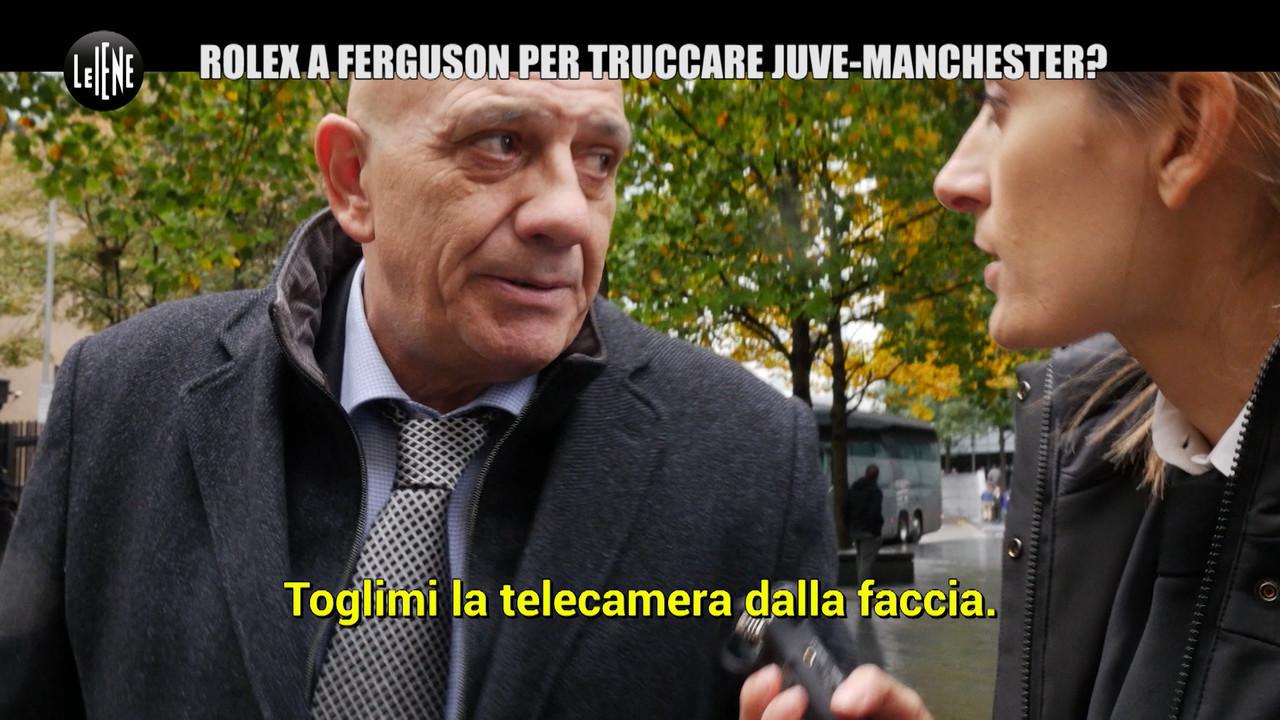 Juve champions alex ferguson
