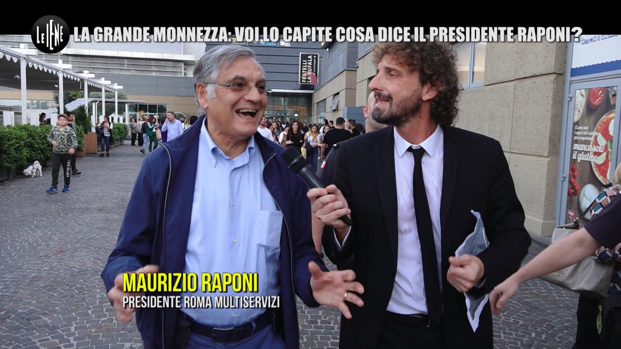 furbetti raccolta rifiuti Roma respira
