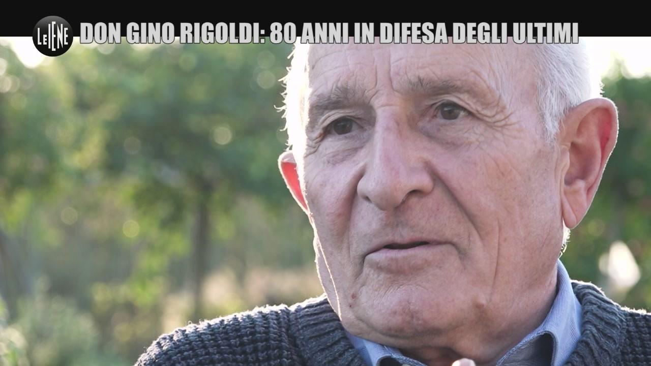 Don Gino rigoldi politica vangelo