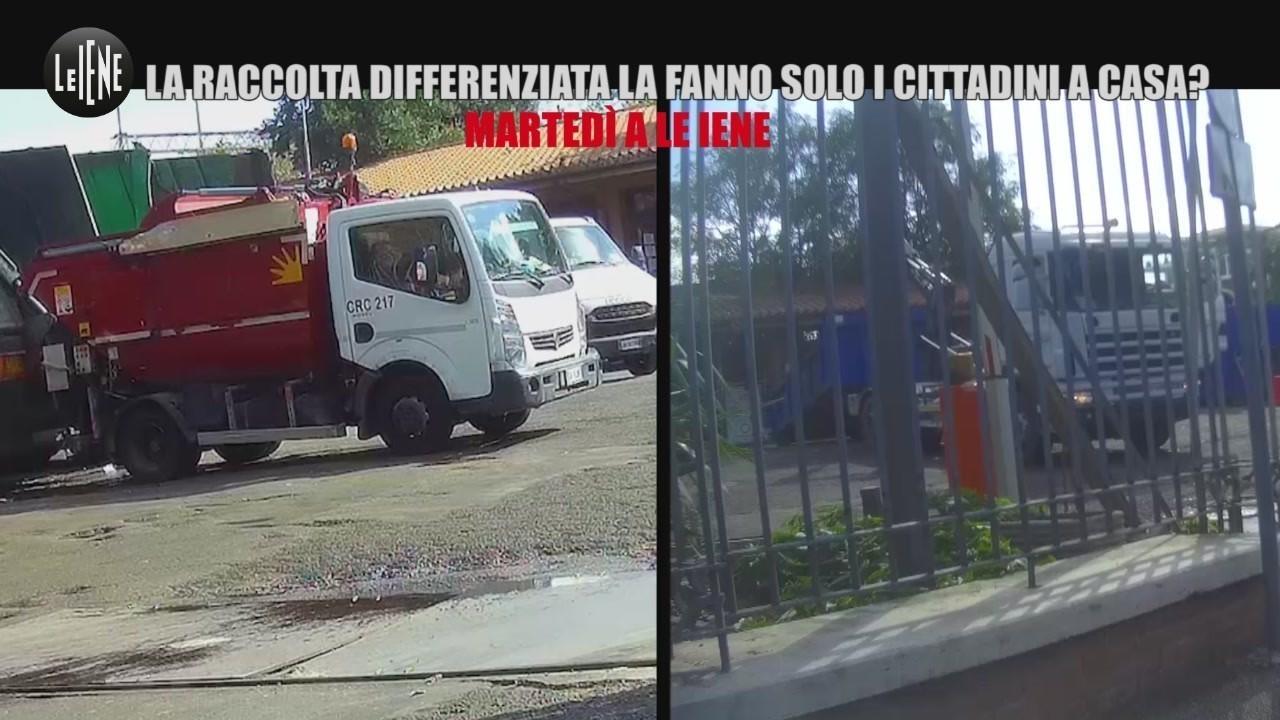 rifiuti roma ama