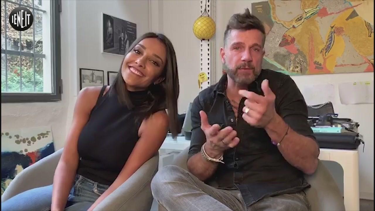 Juliana Moreira risponde alle critiche col marito Edoardo Stoppa