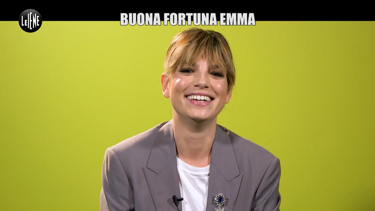 Emma marrone malattia fortuna vasco