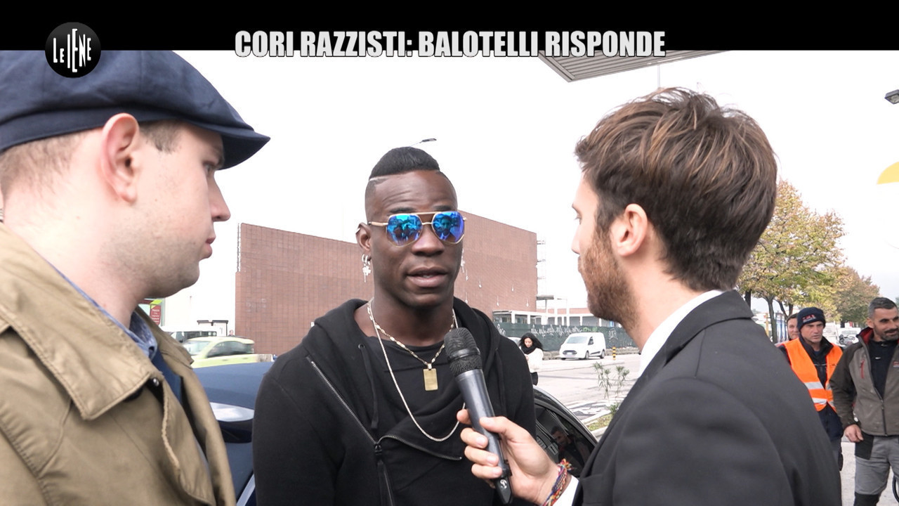 razzismo Balotelli verona