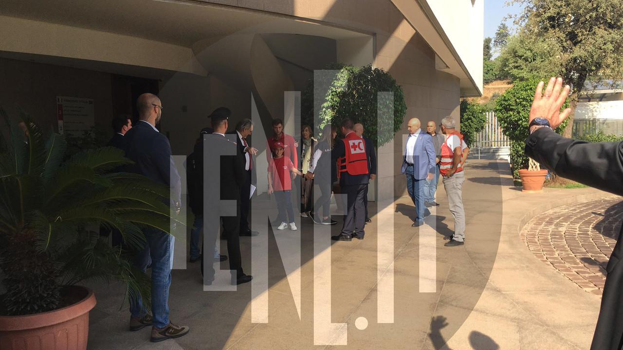 Alvin libero a Beirut: le foto
