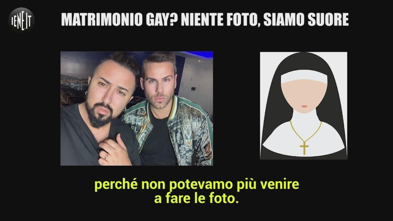 sposi gay foto villa suore