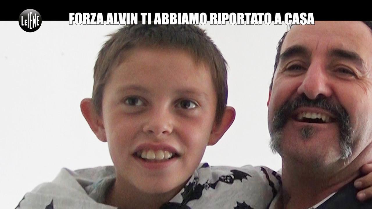 alvin casa Isis Italia