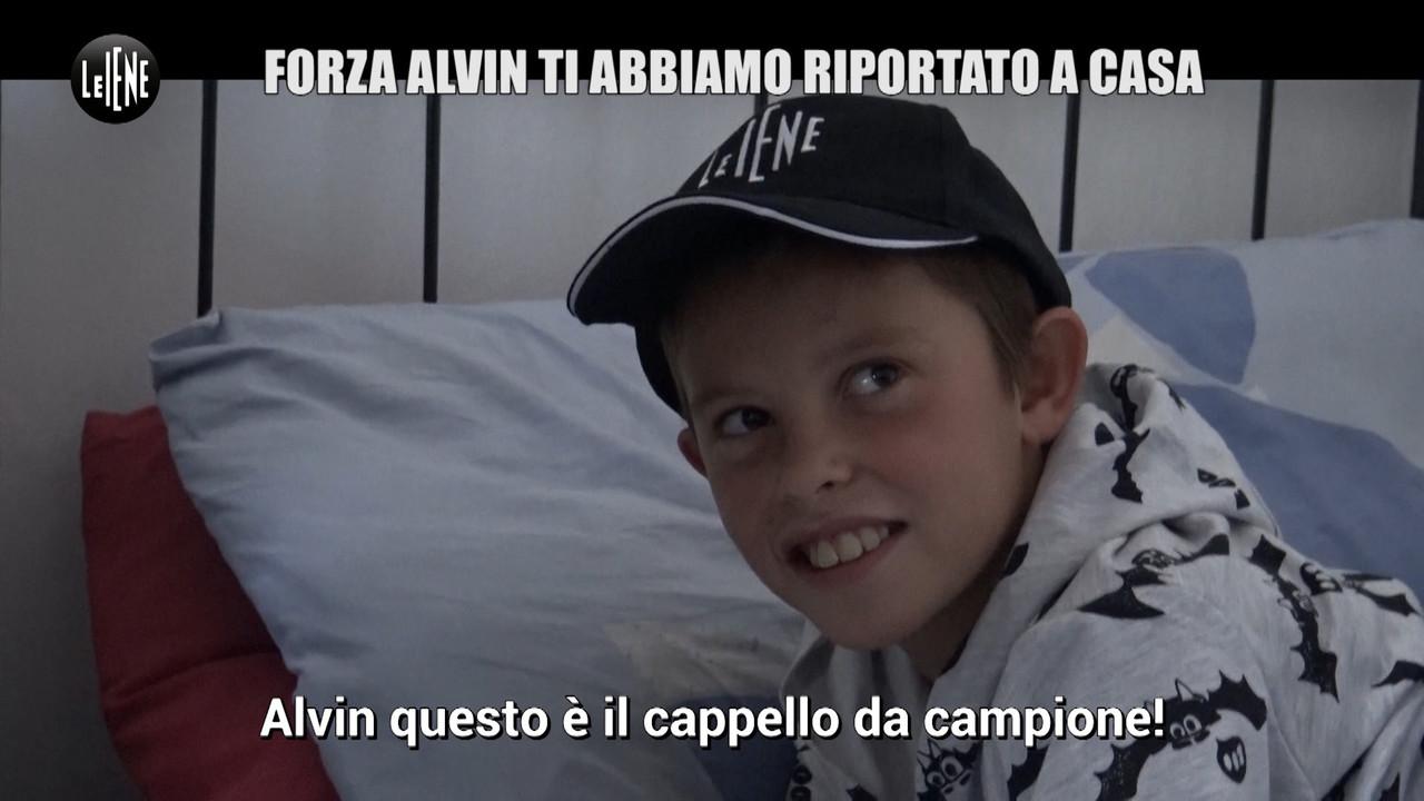 Alvin è tornato in Italia! Ecco come lo abbiamo salvato dall'Isis | VIDEO