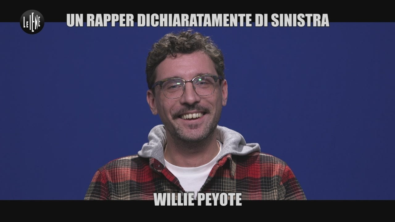 willie peyote rapper cani