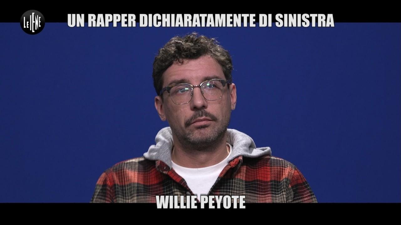 "Willie Peyote: ""Ho pianto spesso davanti alle ragazze"" | VIDEO"