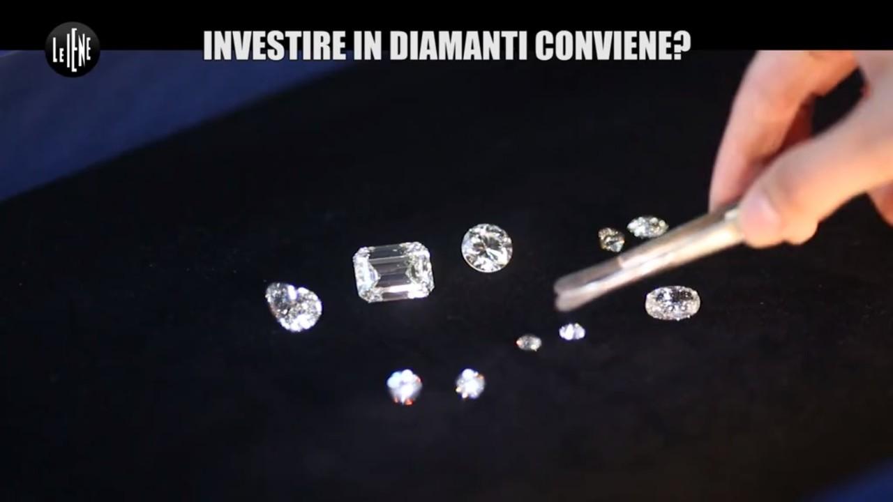 Truffa dei diamanti: restituzione dei beni ai clienti | VIDEO