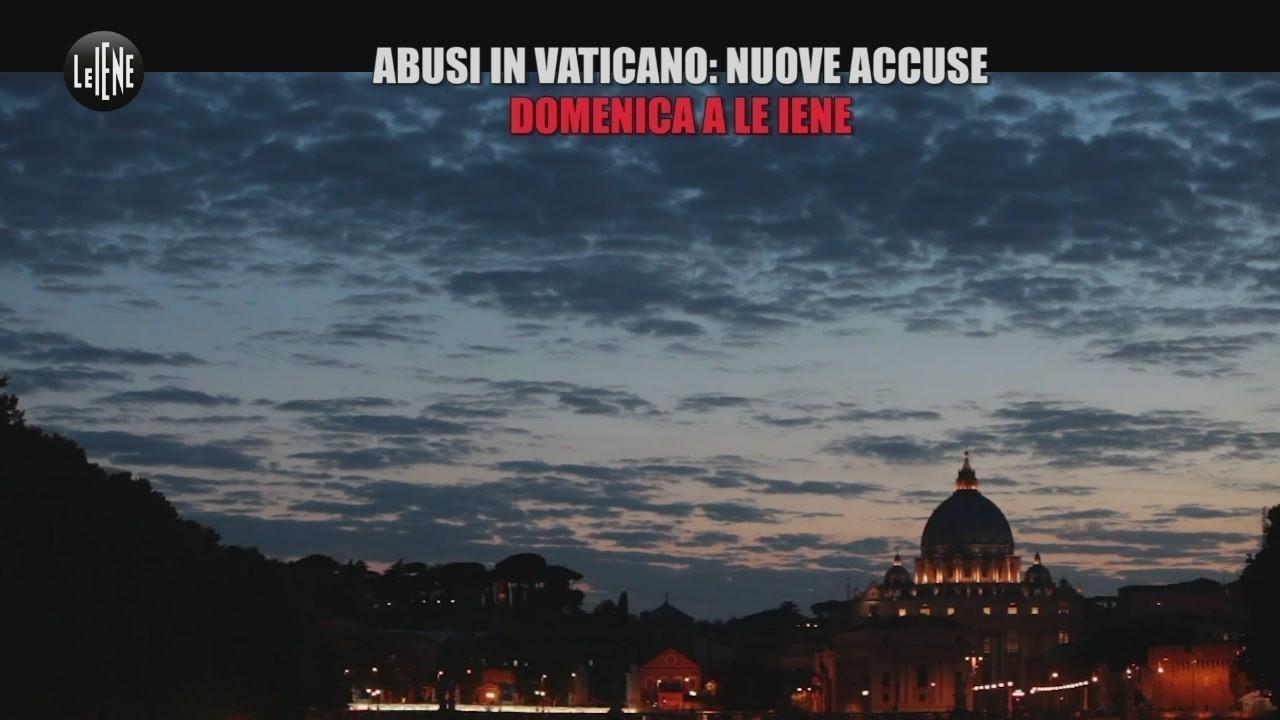 abusi sessuali vaticano testimonianze esclusive
