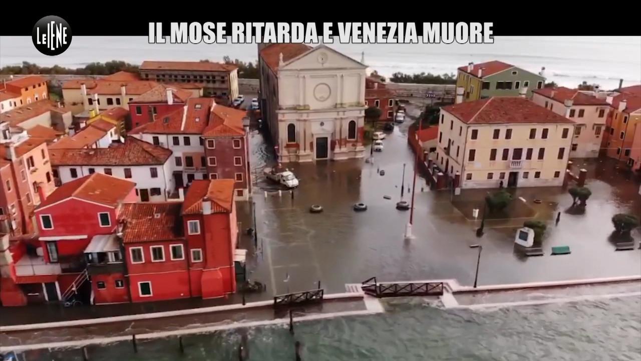 Acqua alta venezia vittime danni mose