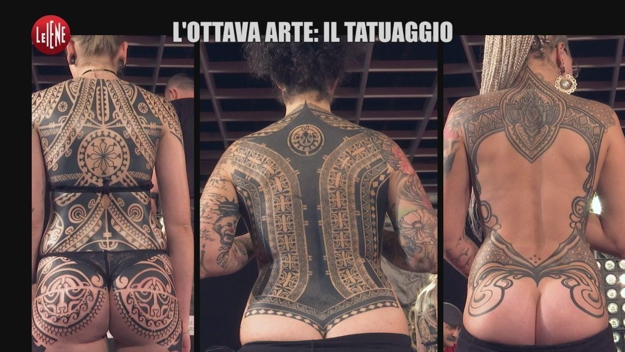 Tatuaggi piercing parti intime