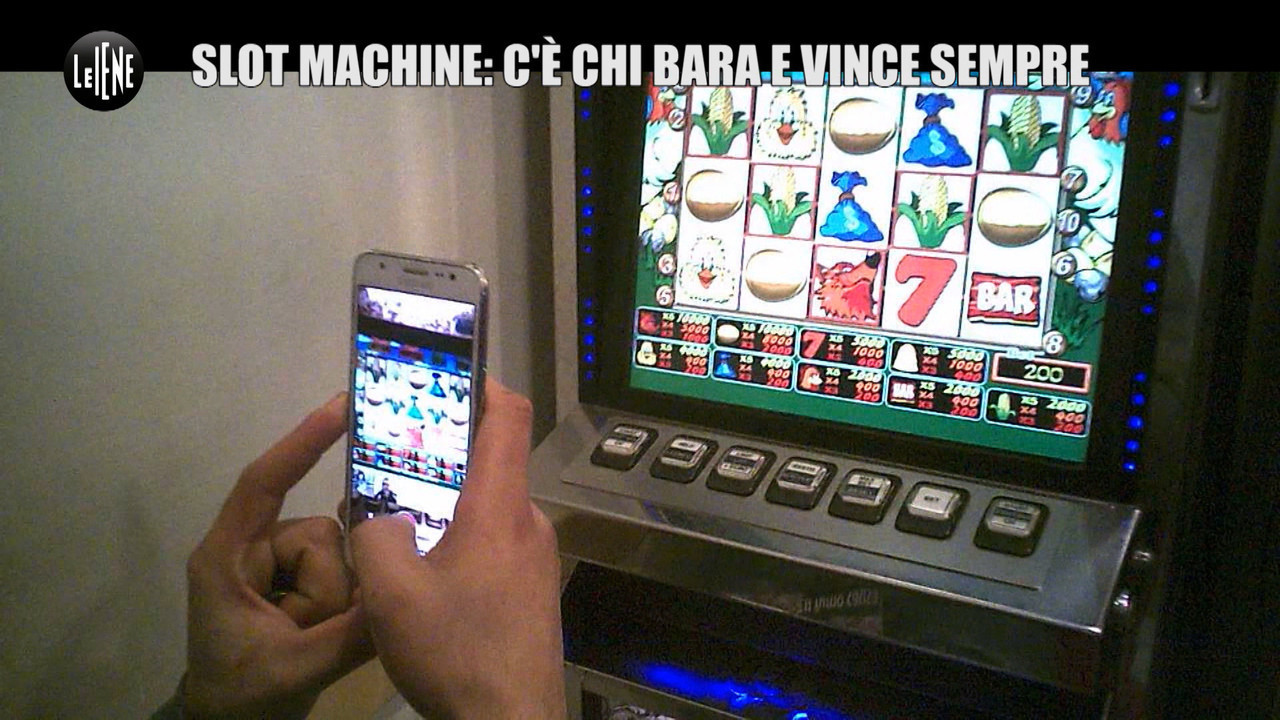 Slot machine trucchi vincita