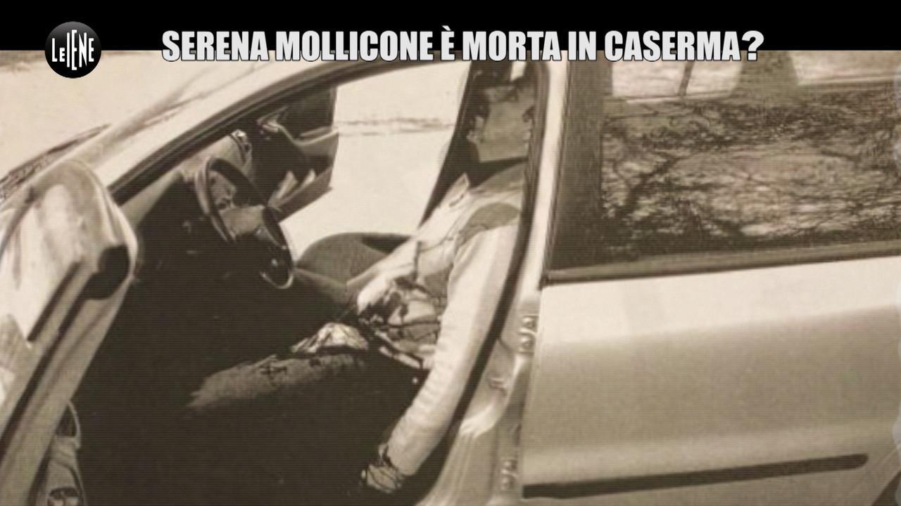 Omicidio serena mollicone suicidio carabiniere