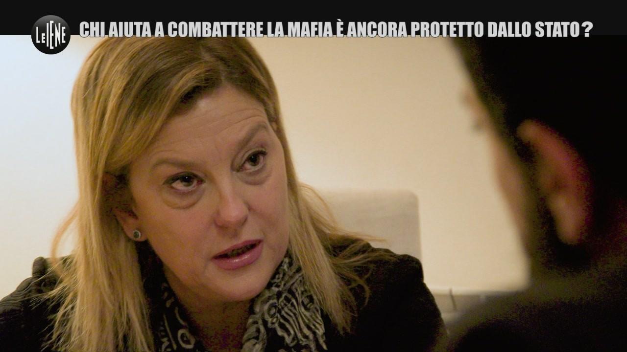 Valeria Grasso scorta mafia