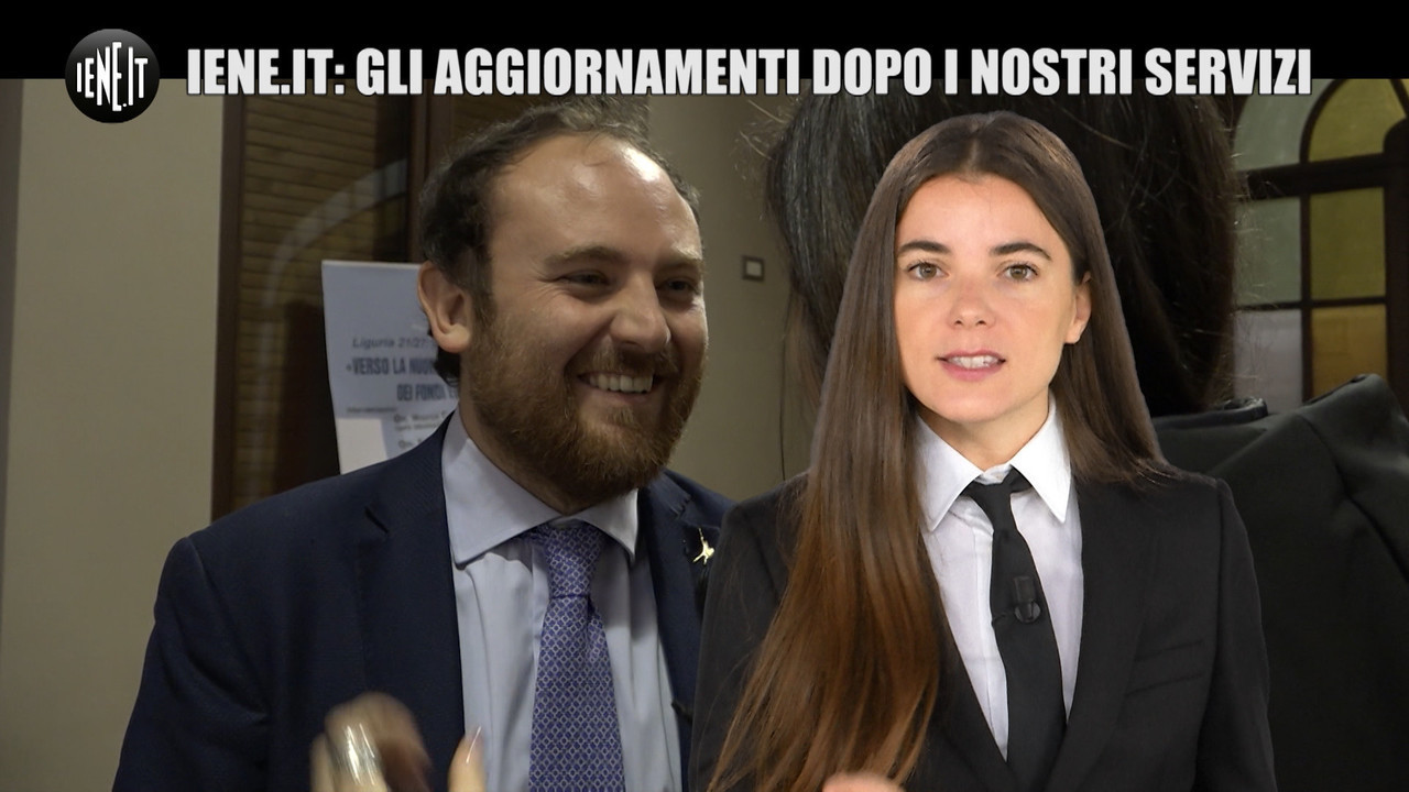 Aggiornamenti Iene.it: matrimonio in Parlamento? Era un fake!