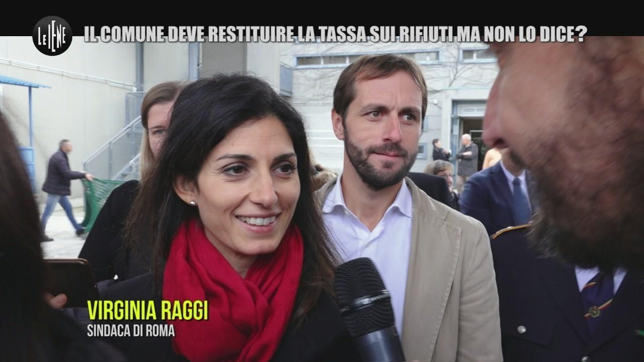 rifiuti Roma pagare meno