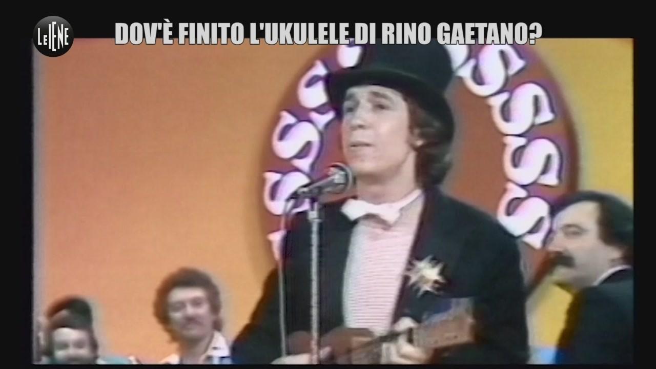 AGRESTI: Alla ricerca dell'ukulele perduto di Rino Gaetano