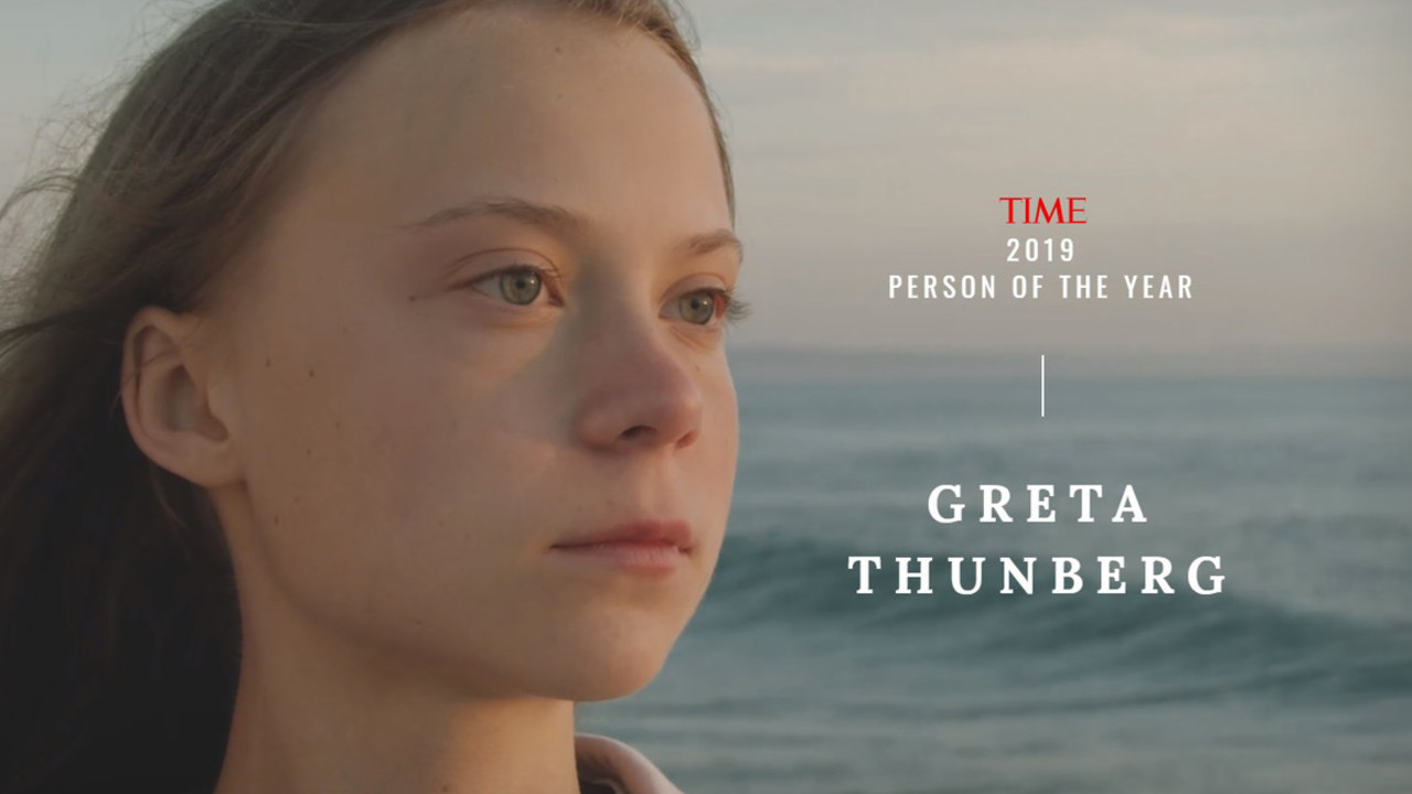 "Greta Thunberg è la ""persona dell'anno"" sul Time 