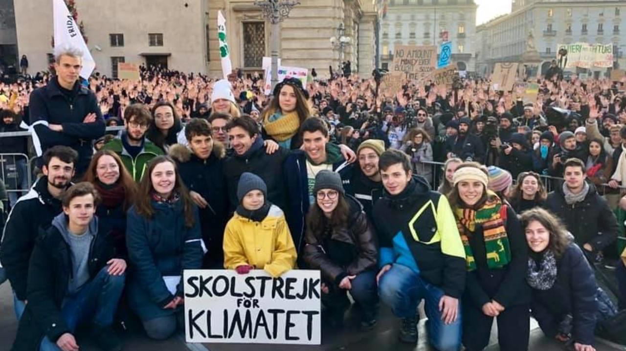 """Greta Thunberg: """"Inchiodiamo i leader alle loro responsabilità"""""""