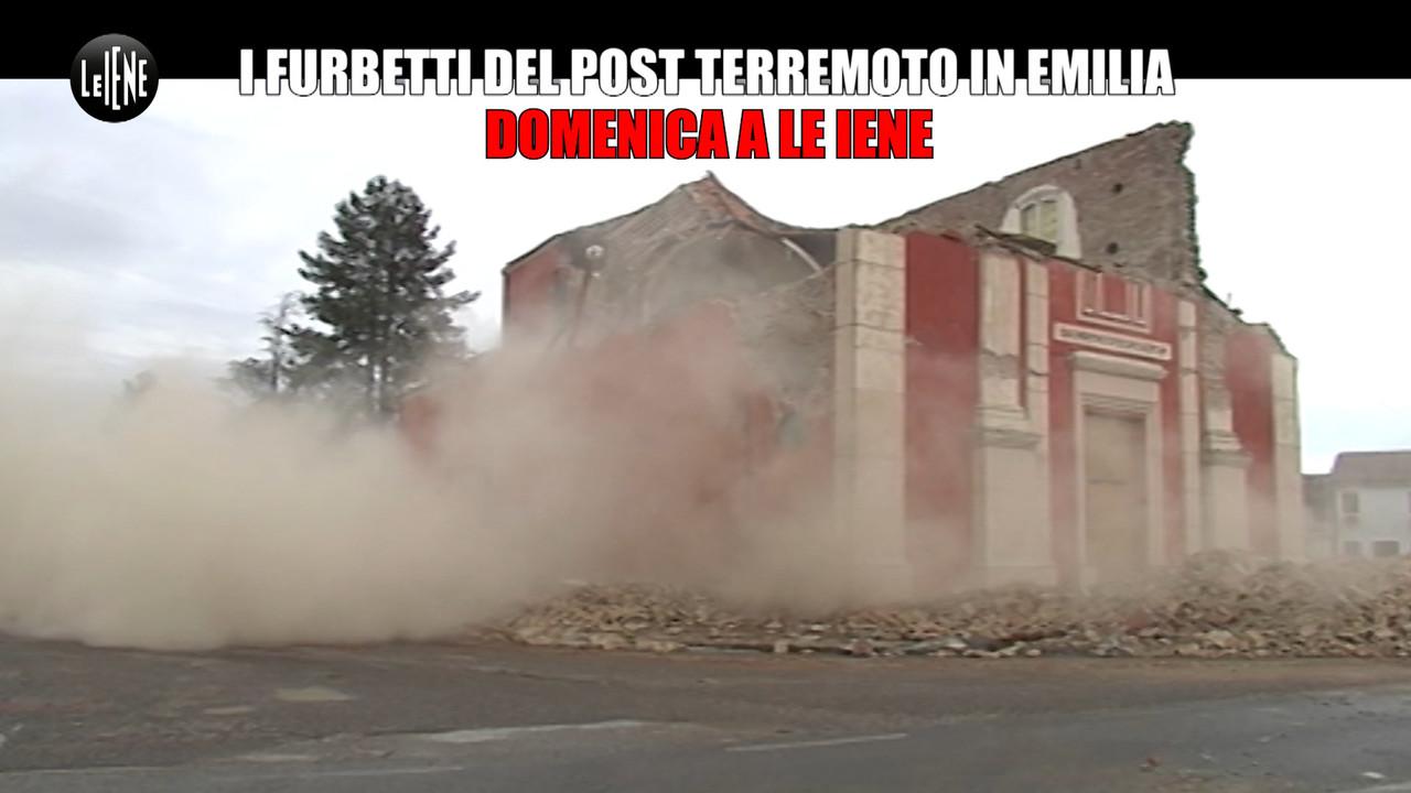 terremoto emilia furbetti soldi pubblici