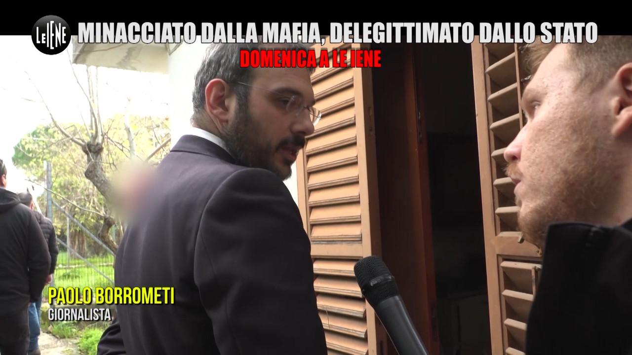 giornalista paolo borrometi mafia